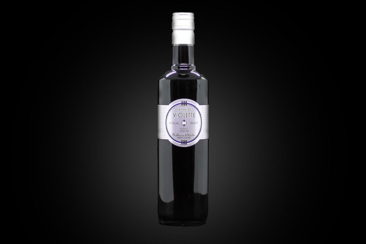Creme de Violette Liqueur - Rothman & Winter